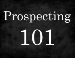 prospecting 101 image source  flickr - photobookgirl