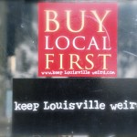 Buy Local Is a Secret To Growing Your Business. Image source Flickr user rreihm